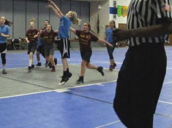York County Winter Youth Basketball