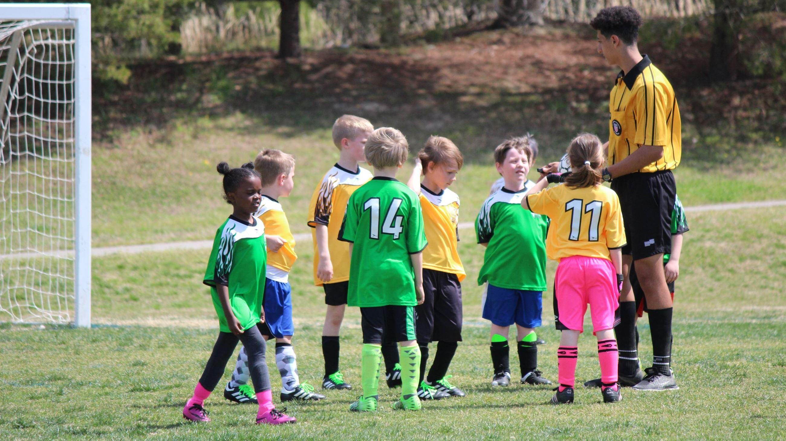 Youth Soccer | York County, VA