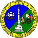 County of York Virginia Seal