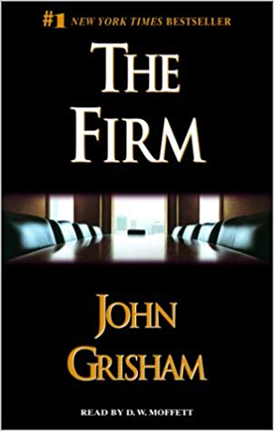 The Firm by John Grisham Cover