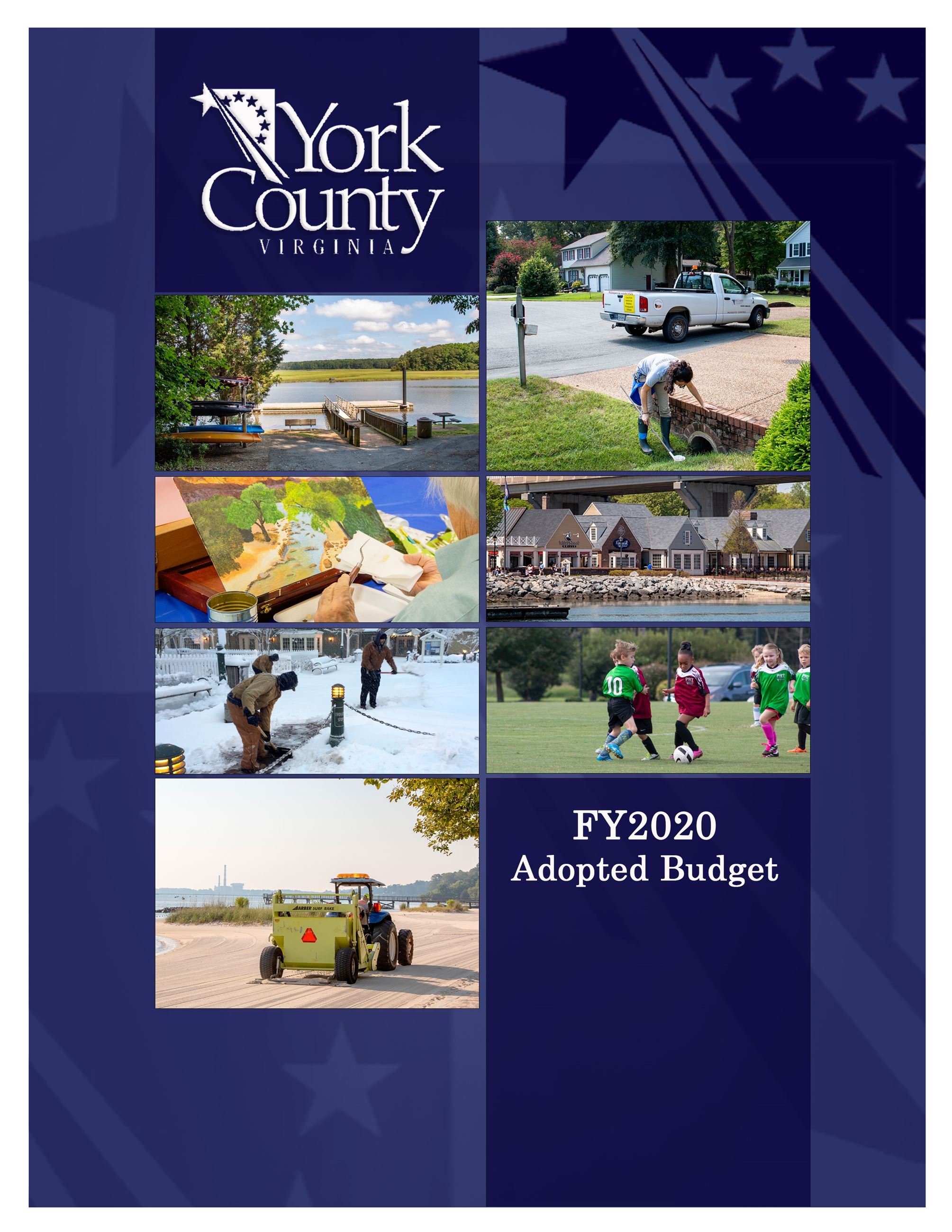 FY2020 Adopted Budget