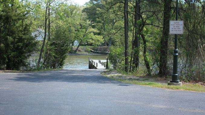 Old Wormley Creek Boat Landing