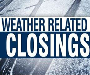 weather closings