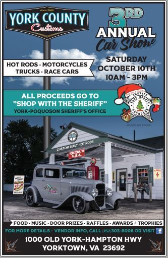 Shop With A Sheriff Car Show