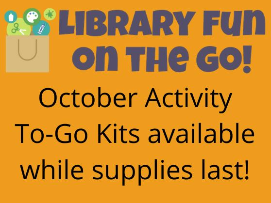 October Activity To Go Kits
