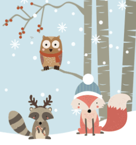 Celebrate winter with these activities for preschoolers and a list of wintry picture books