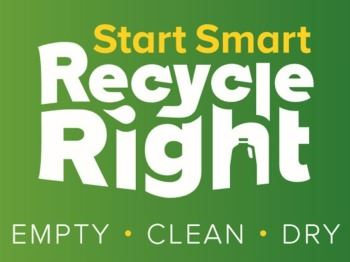 Start Smart - Recycle Right