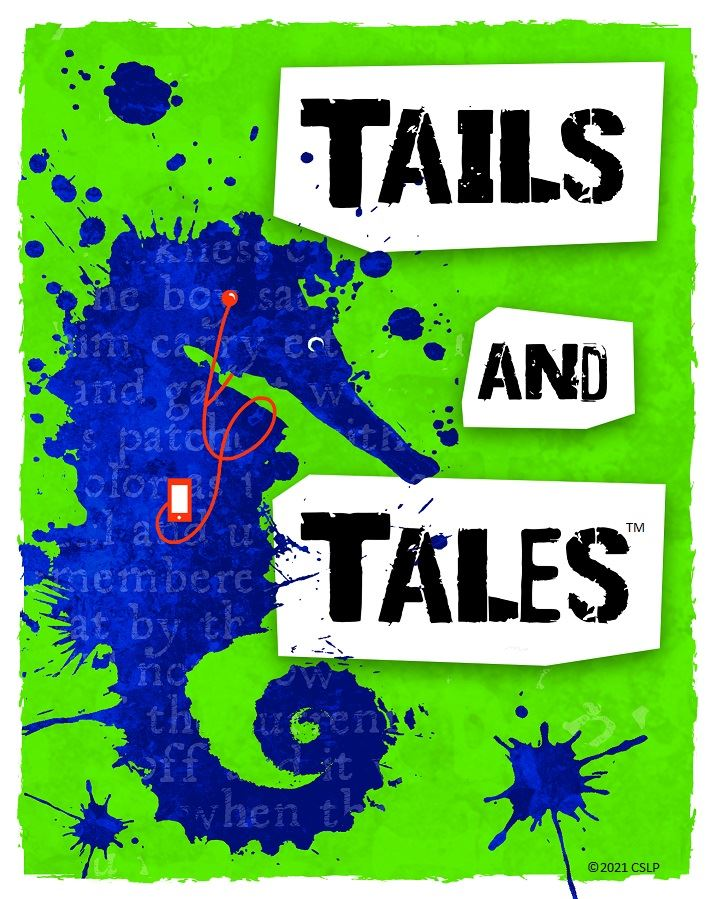 Teens can participate in our Tails and Tales Summer Reading Challenge to earn badges and win prizes.