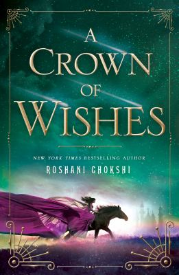 Book cover for A Crown of Wishes