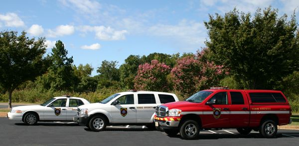 Fire and Life Safety Administrative Vehicles