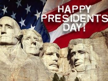 Presidents Day Closings
