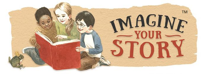 """Imagine Your Story"" this summer at the York County Public Library!"