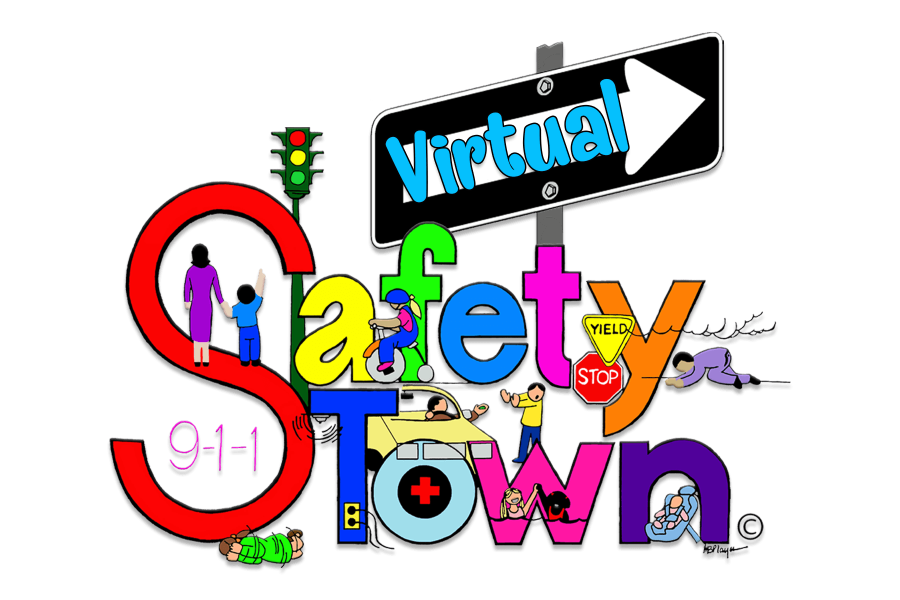 Virtual Safety Town
