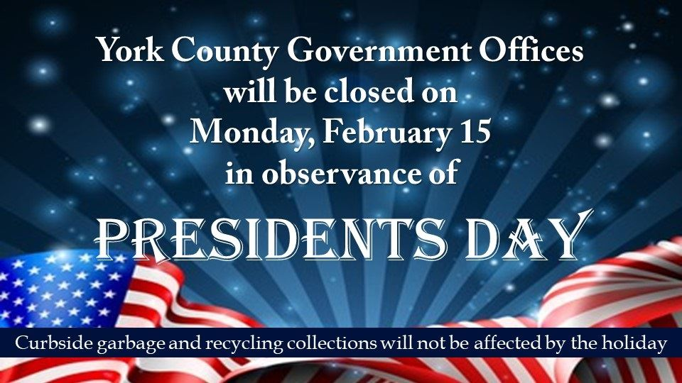 Presidents Day 2-15