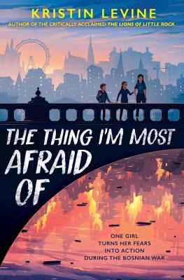 The Thing I'm Most Afraid Of book cover