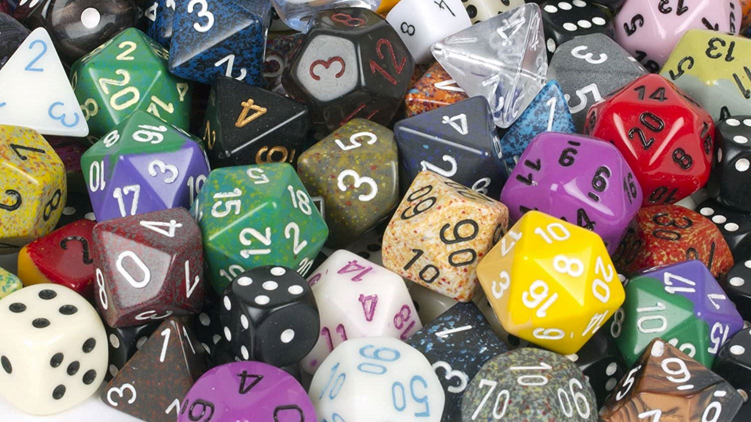 Teens & tweens can play Dungeons & Dragons from 12-4 p.m. on Saturday, Sept. 25 at Tabb Library.
