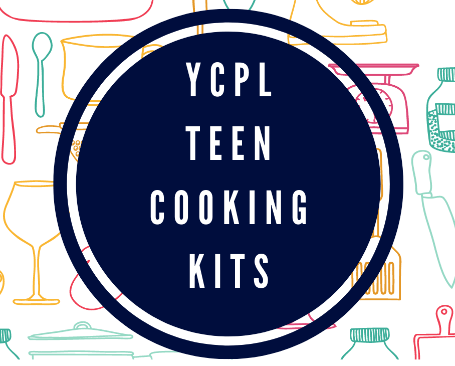 YCPL Teen Cooking Kits will be available beginning September 1.